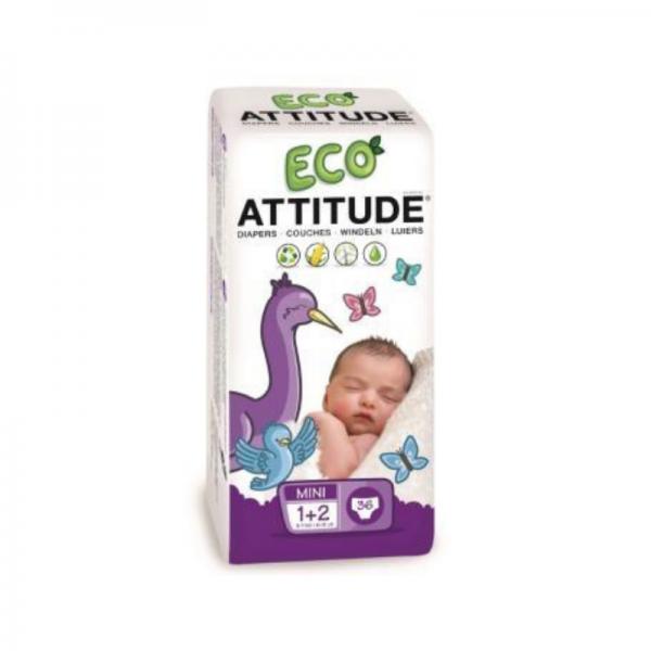 Attitude eco-wegwerpluier