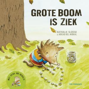 kinderboek grote boom is ziek